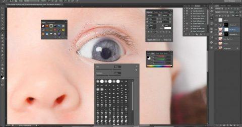 Portrait Retouching in Photoshop