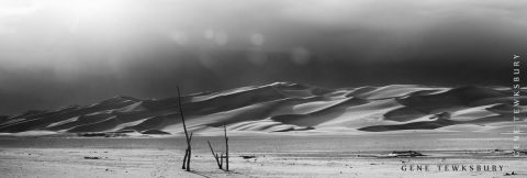 Landscape in Black and White - photography tutorial.