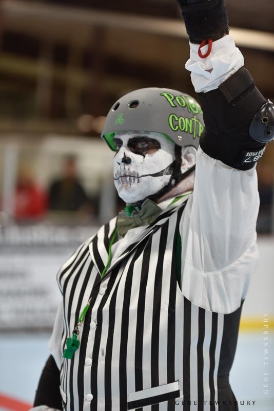 Halloween Roller Derby Denver