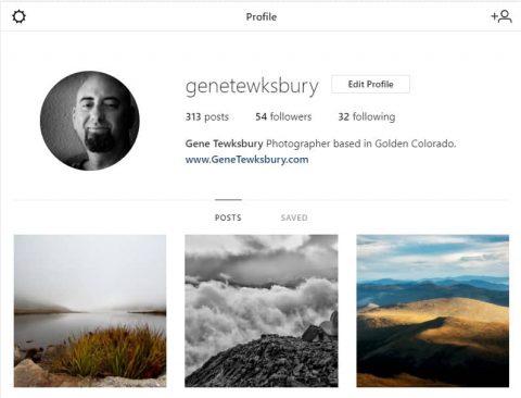 Post to Instagram on your Desktop