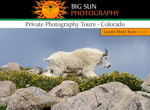 Photography Tours in the Colorado Rockies and American West. Learn photography from the professionals