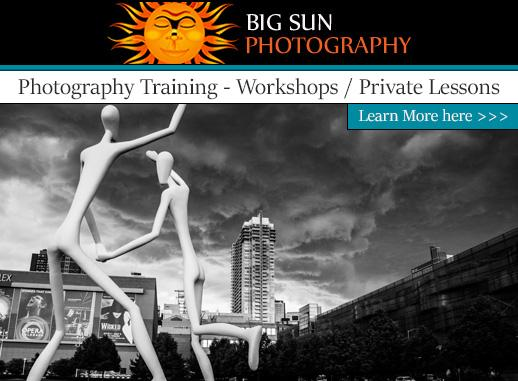 Private Photography Lessons in Denver Colorado