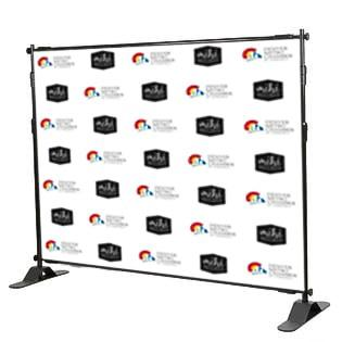 Step and Repeat Backdrops - Custom designed