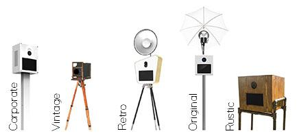 Photo Booth Camera Stand Options