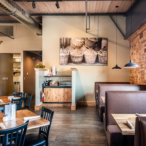 Restaurant Interior - business photography