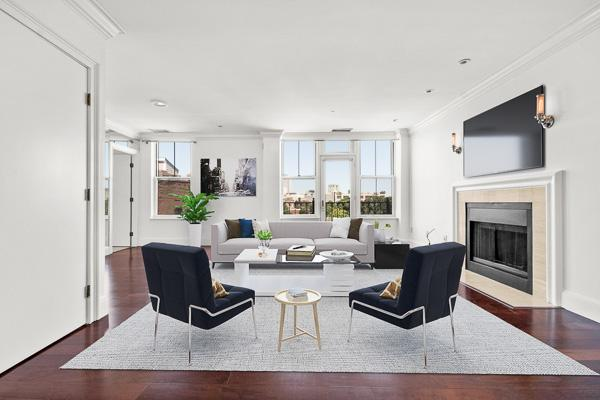 Virtual Staging Example - After