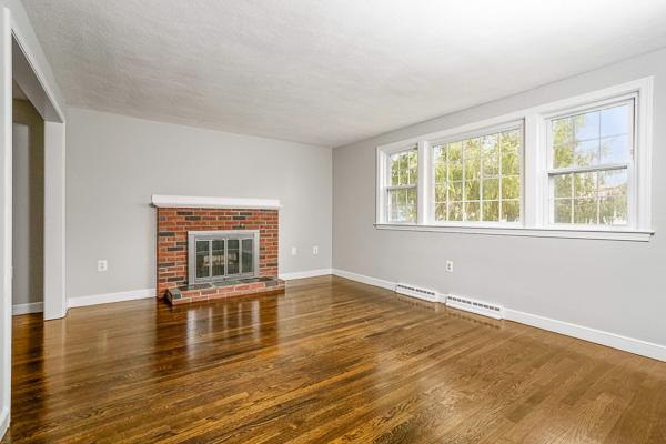 Virtual Staging Example #2 - Before