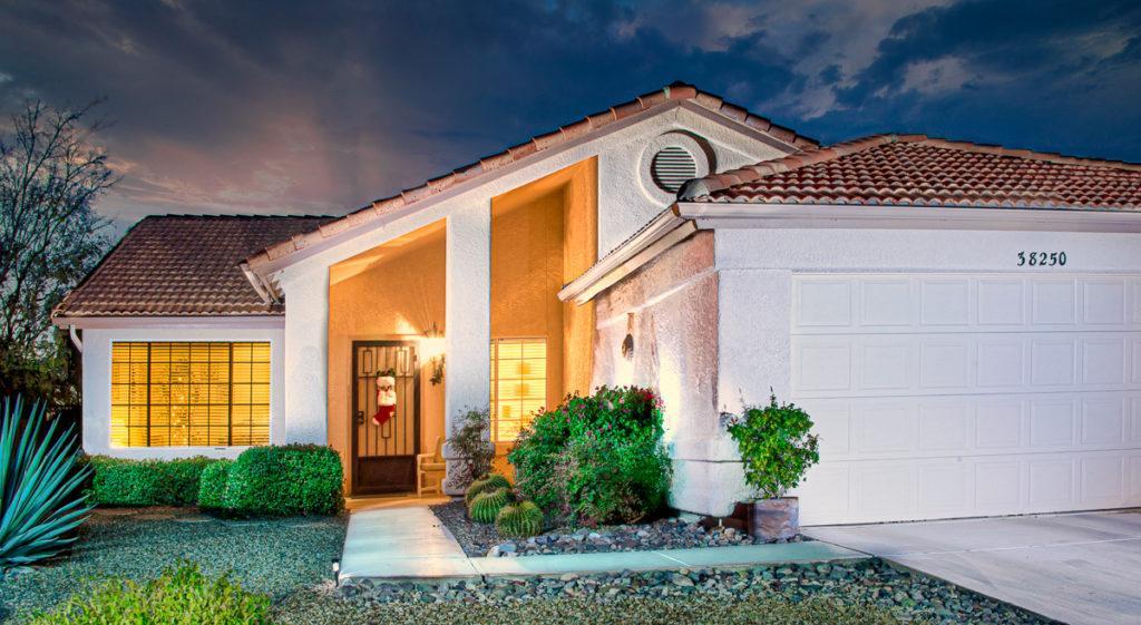Residential real estate - sample #1